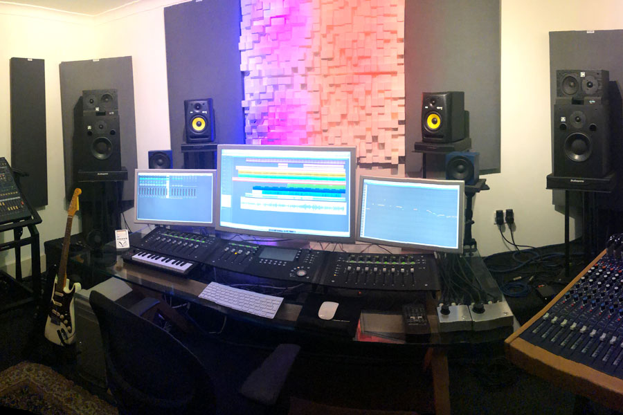 Richardsonics Studio